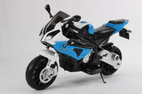 Мотоцикл Joy Automatic  BMW S1000RR JT528 синий