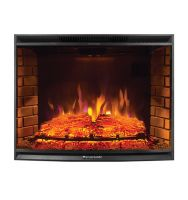 "Электроочаг InterFlame Panoramic 33"" LED FX New Design"