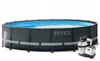 Каркасный бассейн Intex Ultra Frame Pool XTR 26326  488х122см